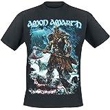 Amon Amarth Jomsviking T-Shirt schwarz