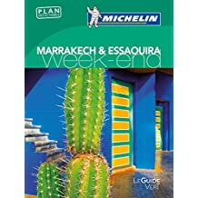 Guide Vert Week-End Marrakech & Essaouira Michelin