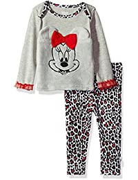 Disney Baby Girls Minnie Mouse Pant Set