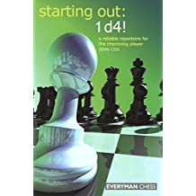 Starting Out: Alekhine's Defence by John Cox (2-Dec-2004) Paperback