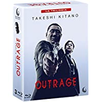 Cofanetto Trilogia Kitano - Outrage