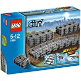 LEGO - 7499 - City - Jeu de construction - Rails flexibles