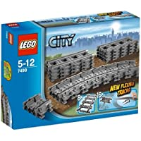 LEGO 7499 City Flexible Tracks Toy Accessory