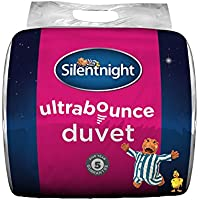 Silentnight Ultrabounce 4.5 Tog Duvet, White, King