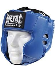 Metal Boxe MB117 - Casco de boxeo, color azul - azul, tamaño Adulto