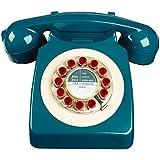 Wild Wood 746 Petrol Telephone - Blue