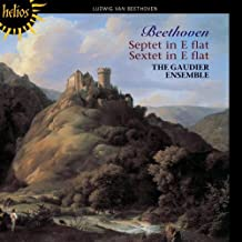 BEETHOVEN : Septuor en mi bémol majeur op. 20 ; Sextuor en mi bémol majeur op. 81b