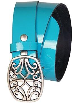 , Talla:cintura 105 cm, Color:esmalte turquesa