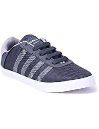 Jetta Men C9MCS Grey Black Casual Lifestyle Sneakers Shoes
