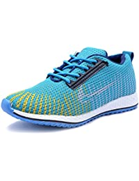 ROADSTAG Mesh Outdoor Sneakers Sport Shoes for Men/Boys | Multicolors
