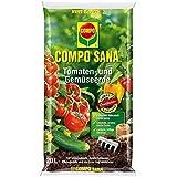 Compo Sana–® de tomates y verduras Tierra 20litros