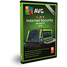 AVG Internet Security 2018 | Senza limiti | 1 anno