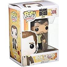 Walking Dead POP! Television Vinyl Figura Rick Grimes Season 5 9 cm