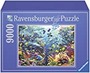 Ravensburger Underwater Paradise 9000 Piece Jigsaw Puzzle for Adults – Softclick Technology Means Pieces Fit T