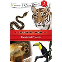 Rainforest Friends (I Can Read! / Made By God) (English Edition)