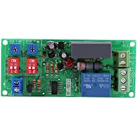 1 unidades ac100 V-250 V Infinite Loop ciclo Timer Módulo Delay Relé ON/OFF ajustable tiempos Switch Module rd72-a