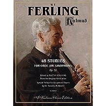 48 Studies for Oboe or Saxophone Op. 31