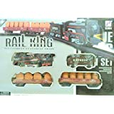 SMT Toys Rail King Intelligent Classical Train