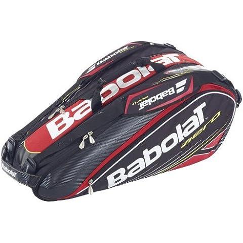 Babolat Holder X9 Aero Line Racket Bag - Black, One Size by Babolat