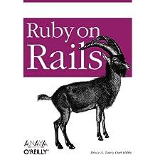 Ruby on Rails (Anaya Multimedia/O¿Reilly)