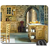 Beautiful Country,Kitchens Mouse Pad, Mousepad (Houses Mouse Pad)