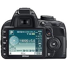 Slabo - Protectores de pantalla antirreflectantes para Nikon D 3100 (2 unidades)