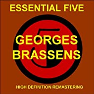 Georges brassens - essential 5 (high quality restoration & mastering)