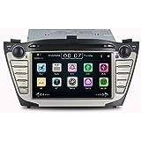 GPS DVD USB SD vcdm Bluetooth Radio 2Din navegador Hyundai ix35/Hyundai Tucson 2009, 2010, 2011, 2012, 2013, 2014
