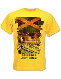 T-Shirt Homme Vacances Jamaïque