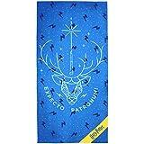 Cerdá 2200003920 Toalla Polyester Harry Potter Azul 70x140cm