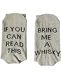 """Funny Socks, BuycheapDG """"If You Can Read This"""" Cotton Novelty Socks Perfect Gag Gift or Funny Birthday Present Idea Wonderful Gift for the Friend"""