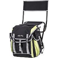 Fladen – pesca – Hipster pesca silla con integrado 20Ltr mochila solución de almacenamiento ...