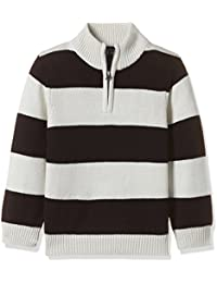 The Children's Place Baby Boys' Knitwear (2066226S1_Stone_2 Years)