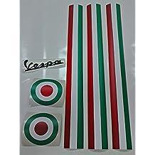 Kit de vinilos Italia px, pk, 200, primavera, tx, pegatinas,