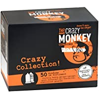 The Crazy Monkey Kondome Crazy Collection – 50 Stück preisvergleich bei billige-tabletten.eu