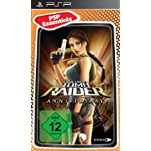 Tomb Raider Anniversary [Essentials] - [Sony PSP]