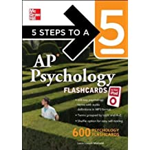 5 Steps to a 5 AP Psychology for your iPod with MP3 Disk (5 Steps to a 5 on the Advanced Placement Examinations Series) by Laura Maitland (2010-11-24)
