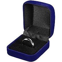 Anillos Parejas para Compromiso 925 anillo de dedo de apertura de la boda de la boda joyería de compromiso para hombre / mujer(plata)