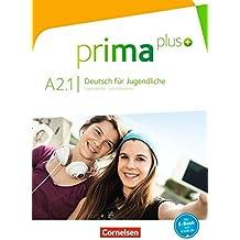 Prima Plus A2.1 Libro De Curso