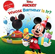 Mickey Mouse Clubhouse: Whose Birthday Is It? (Disney's Mickey Mouse C