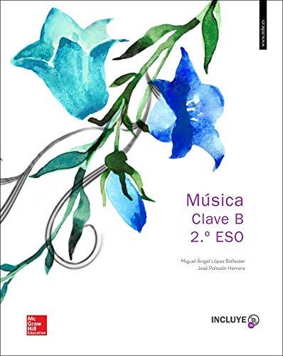 Música Clave B Valencià Alumne 2N ESO (+ 2 CD)