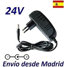 Cargador Corriente 24V Reemplazo Volante XBOX 360 Wireless Racing Wheel Recambio Replacement