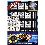 Hasbro B6046105 Yokai Watch - Páginas coleccionables álbum Medallium, modelos surtidos, 1 unidad