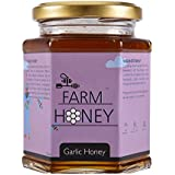 Farm Honey Garlic Honey 350Grams