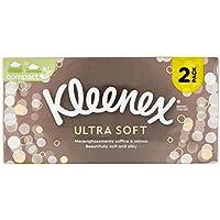 Kleenex - Pañuelos de Papel , Ultrasuaves, 3 paquetes con 2 cajas cada