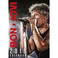 Bon Jovi Official 2019 Calendar - A3 Wall Calendar Format