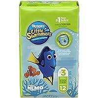 Huggies Little Swimmers Schwimmwindeln, Dory Design, Größe 3/4 7-15 kg (12 Stück)