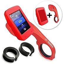 Tuff-Luv I3_73+E4_40_5055261827243 Cover case Silicona Rojo maletín para ordenador portátil - maletines para ordenadores portátiles