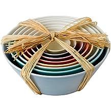 Royal Doulton–Cuencos de porcelana, 8unidades), multicolor