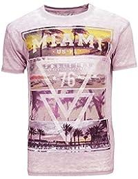 SoulStar - T-shirt - Homme rose rose